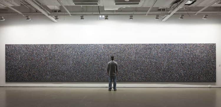 Coletivo, exposição em Pequim, 2013