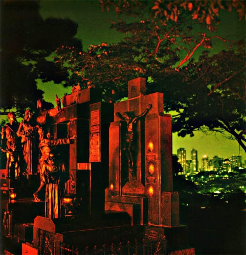 Cemitério do Araçá #2