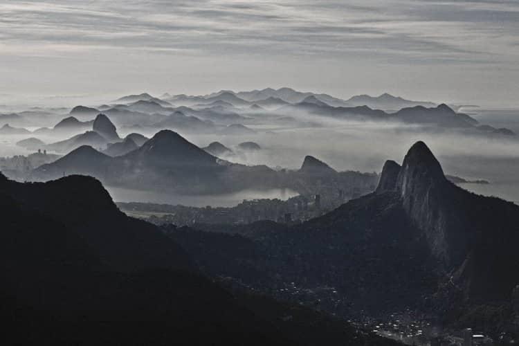 Amanhecer no Rio #1