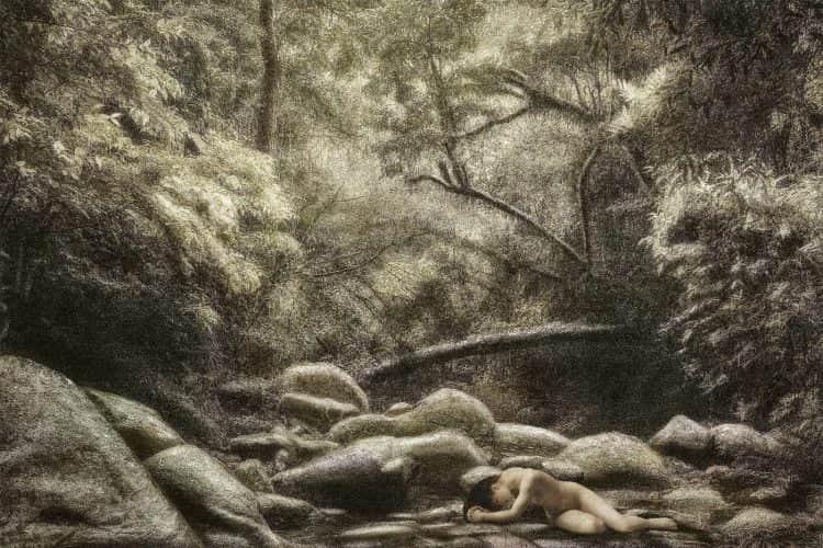 Cassio Vasconcellos Fotografia Fine Art Driades 10